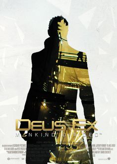 Deus Ex: Mankind Divided as a movie | Similar to x;y;z