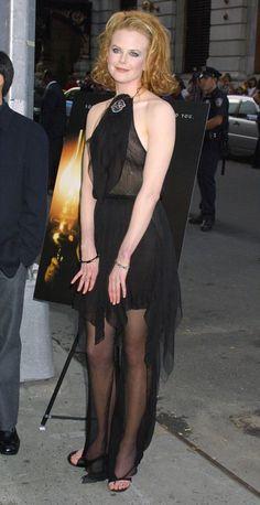 Nicole Kidman's Style Evolution