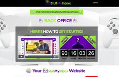 STUFFMYINBOX Review  The Problem With StuffMyInbox Just Me, Told You So, Squeeze Page, How To Make Money, How To Get, Extra Work, Real One, Better One, Does It Work