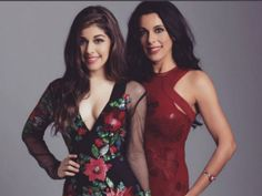 Pooja Bedi And Daughter Aalia Get Gorgeous