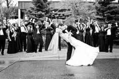 So cute! Photo by Angeli. #weddingphotographersMN #weddingphotography