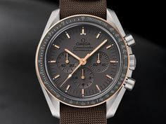 OMEGA Watches: The Collection - Speedmaster - Moonwatch