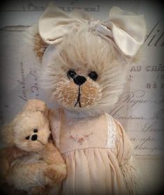 Christabel and Binky by Shaz Bears