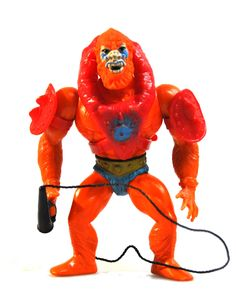 Beast Man - He-Man: Masters Of The Universe [1982].