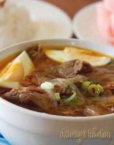 Resep Masakan Indonesia | Authentic Indonesian Recipes » Soto Pekalongan