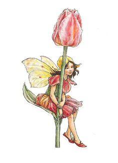 Las hadas flores