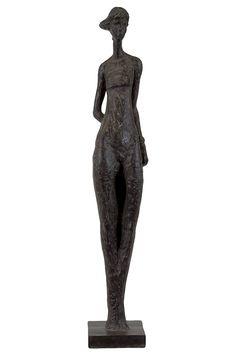 Urban Trends Collection Resin Female Statue UTC70460