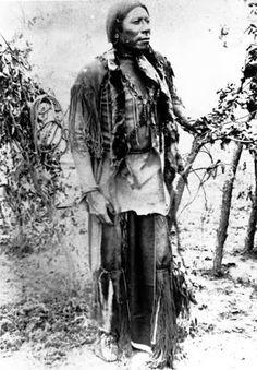 Peets-Nah - Comanche - 1910