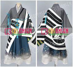 Xem Cosonsen Webgame Touken Ranbu Kousetsu Samonji Cosplay Costume Custom Made   eBay.vn với 200 triệu SP