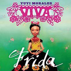 MOCK CALDECOTT SPRING 2015: Viva Frida - author / illustrator Yuyi Morales - MAIN Juvenile ND259.K33 M66 2014 - check availability @ https://library.ashland.edu/search/i?SEARCH=9781596436039