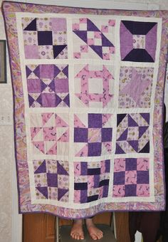 Richard and Tanya Quilts: Back to the Beginning!