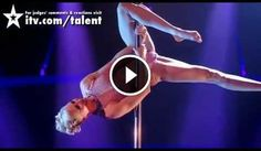 Alesia Vazmitsel Pole Dance