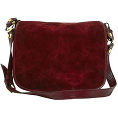 Pre-owned Cartier Hand Bag (25620 DZD) ❤ liked on Polyvore featuring bags, handbags, burgundy, burgundy purse, man bag, purse bag, cartier handbags and burgundy handbags