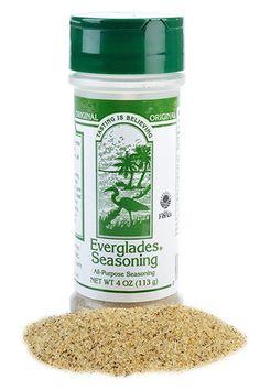 Everglades All Purpose Seasoning 4 oz – Everglades Foods, Inc.