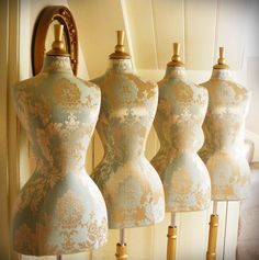 The Paradise Mannequin | Corset Laced Mannequins - Home & boutique display