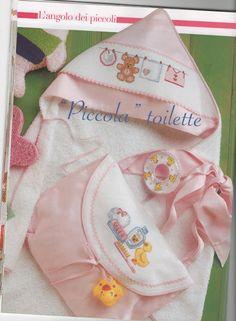 Il mio Mondo: per il bagnetto del bebè.....