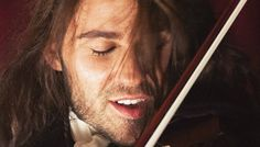 David Garrett as Paganini in The devil's violinist