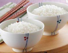 Riz blanc - 白米饭