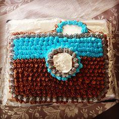 Easy camera cake