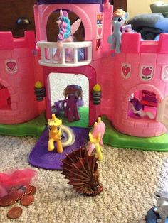 Assault on Equestria: My Little Pony themed D game with a young kid! - Boing Boing