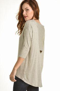 Sadie Stripe Top (more colors)