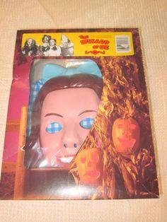 VINTAGE 1989 COLLEGEVILLE DOROTHY WIZARD OF OZ HALLOWEEN COSTUME