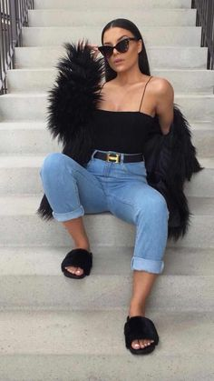 The Best Fall Outfits Ideas for Women Casual Comfy and Simple Mode Outfits, Fall Outfits, Summer Outfits, Casual Outfits, Fashion Outfits, Womens Fashion, Fashion Trends, Fashion 2018, Gray Outfits