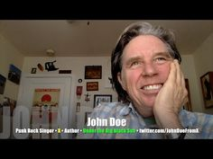 One of my favorite interviews of any year: John Doe of X (the band)!