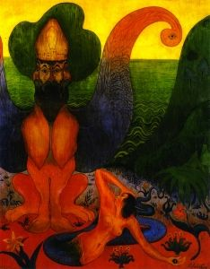 Hippogriff - Paul Ranson - The Athenaeum