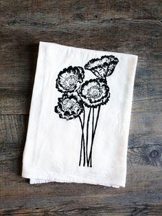 Poppy Kitchen Towel