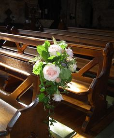 107 Best Pew Decorations Images On Pinterest Church