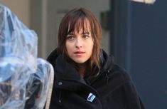 Dakota Mayi Johnson-- (born October 4, 1989) is an American actress and model. She is the daughter of actors Melanie Griffith and Don Johnson. She had her screen debut alongside her mother in the comedy-drama Crazy in Alabama (1999) and was named Miss Golden Globe in 2006. Following high school graduation, she returned to acting with roles in The Social Network (2010), Beastly (2011), 21 Jump Street (2012), Need for Speed (2014) and the short-lived comedy Ben and Kate (2012–2013).