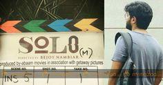 #DulquerSalmaan's Solo Has 5 Leading Ladies!