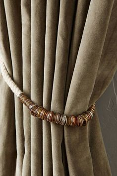 Ringed Rope Tieback | Pinned by topista.com