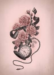 i wouldn't get this tattoo, but it's so pretty!!! i guess it would look nice as a thigh tattoo :)