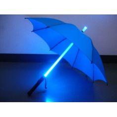 LED esernyő