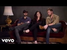 Lady Antebellum - Can't Stand The Rain (Commentary)