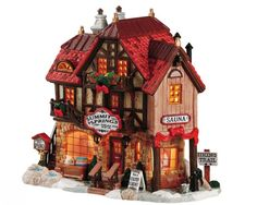 Lemax Fan Pages (VPS) - Christmas Villages Collectors Web Site