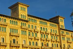 Donna gatta!: Best Western Gran Hotel Royal - Viareggio V