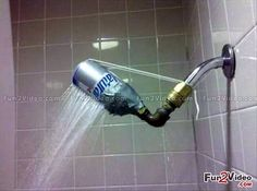 Shower Repair Jugaad Funny