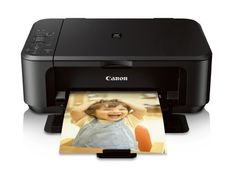 Canon PIXMA Color Photo Printer with Scanner and Copier. The PIXMA Inkjet Photo All-In-One is great for printing documents and photos thanks. Printer Scanner Copier, Wireless Printer, Printer Ink Cartridges, Hp Printer, Photo Printer, Inkjet Printer, Smartphone Printer, Linux, Canon