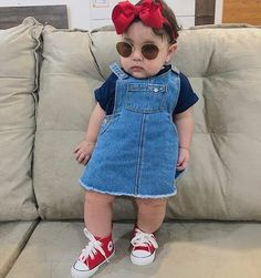 Cute Little Girls Outfits, Cute Little Baby, Kids Outfits, Twin Baby Girls, Black Baby Girls, Cute Kids Fashion, Baby Girl Fashion, Stylish Baby Clothes, Cute Baby Shoes