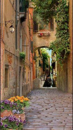 Venecia, Italia!!