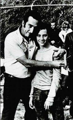 Ayrton & Milton (his father)