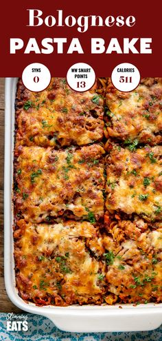 Frugal Food Items - How To Prepare Dinner And Luxuriate In Delightful Meals Without Having Shelling Out A Fortune This Mouthwatering Syn Free Bolognese Pasta Bake Will Impress The Whole Family - Rich Bolognese Meat Sauce Coated Pasta Topped With Delicious Slimming World Pasta Bake, Slimming World Vegetarian Recipes, Slimming World Dinners, Slimming Eats, Slimming World Bolognese, Slimming World Food, Slimming World Healthy Extras, Slimming Word, Slimming Recipes