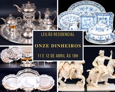 Duas importantes coleções residenciais vão a leilão no Rio de Janeiro nos dias 11 e 12 de abril de 2018 - Blog Leilões BR