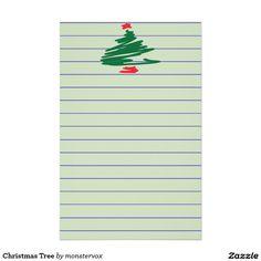 christmas holiday stationary