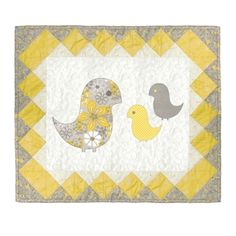 Birds of a Feather Wall Hanging