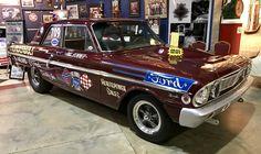 Georgia Racing Hall of Fame (Dawsonville, GA) Phil Bonner's Ford Thunderbolt