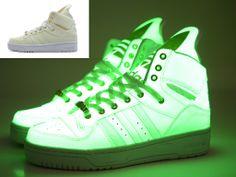 adidas glow shoes
